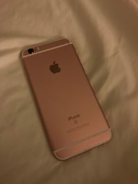 gold iPhone 6s with box Ranson, 25438