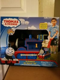 Thomas Bubble toy