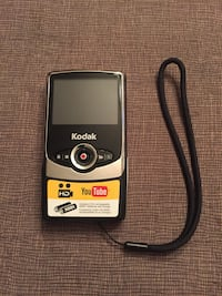 Kodak Zi6 720p Pocket HD Youtube Camcorder Ajax, L1T 1T9