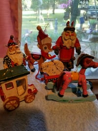 Wooden Christmas Figurines  Austin, 78744
