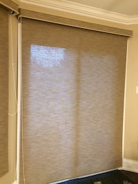 Blinds- great for bay window- excellent quality. Pickering, L1X 1W4