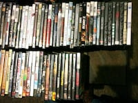assorted DVD movie case lot Spring, 77373