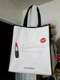 Pandora tote bag new GWP