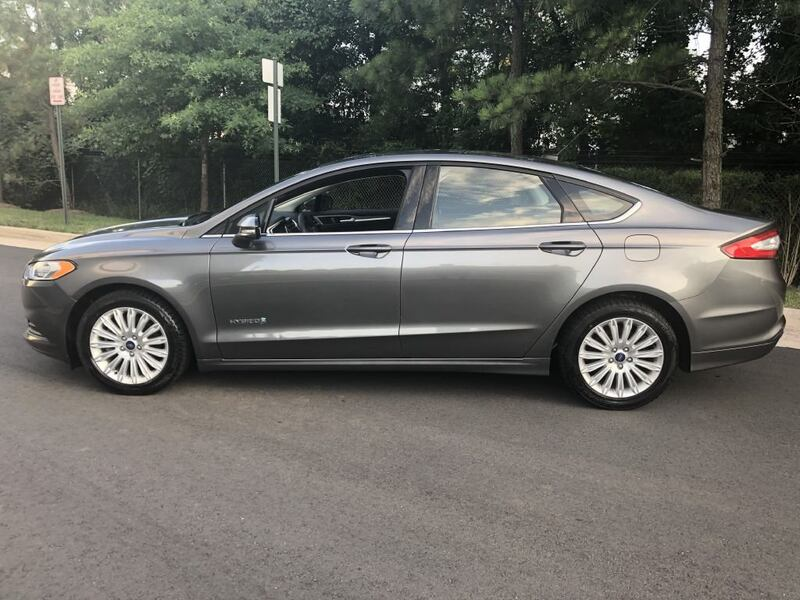 Ford Fusion 2014 3