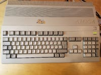 Commodore Amiga 500 with GOTEK Prospect Heights