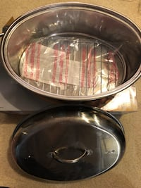 Stainless Steel Roaster  Coquitlam