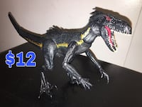 Jurassic World Indoraptor Figure New York, 10303