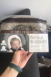 Baby head support