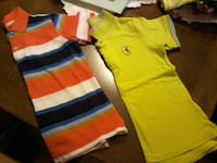 yellow and blue polo shirt Ottawa, K1N 8G3