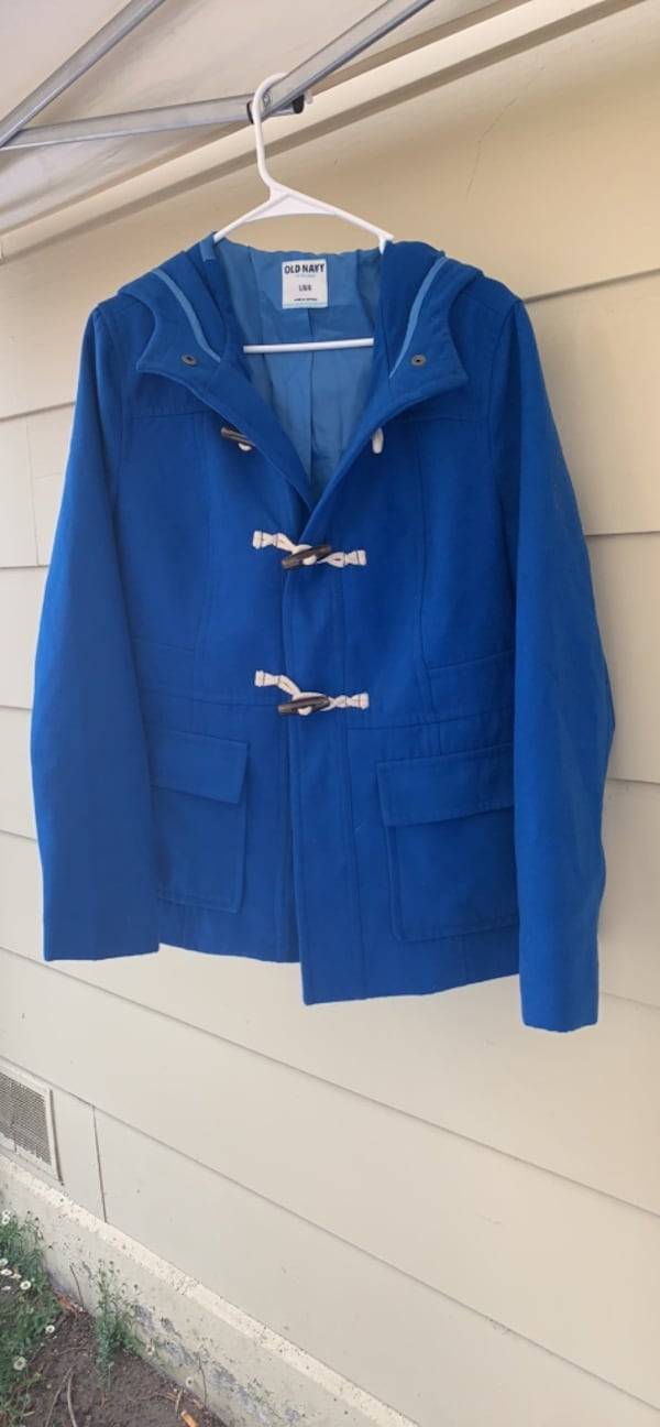 Women's large Old Navy coat d5cfd307-72ff-4f36-9040-1d6fe6b75ebc