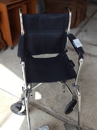 blue and gray wheelchair Encinitas, 92024