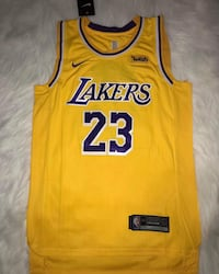 Lebron James Lakers Jersey Surrey, V4N 1B6