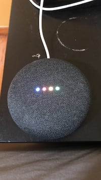 Brand new google home mini charcoal color. Comes with a box and selling it because too many features that I don't have time to use Knoxville, 37922