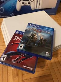 PS4 PRO 1TB with 2 games  Toronto, M4Y