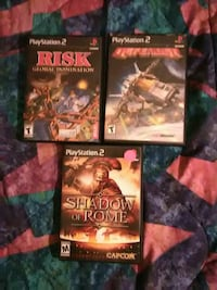 PS2 Games Canyon Lake, 78133