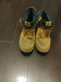 Timberland men's boots St. Catharines, L2P 1N6