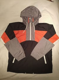 Urban Outfitters Pullover-Windbreaker (size Large) New Westminster, V3M 0B3
