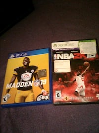 Console game for both New York, 10038