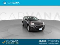 2016 Chevrolet Equinox LS Sport Utility 4D Fort Pierce