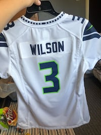 Russel Wilson Woman's Jersey Tacoma, 98407