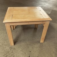 Solid wood size table  Charlotte, 28202
