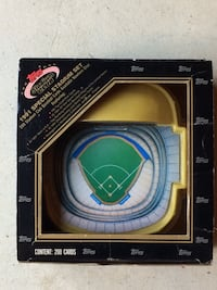 1991 Topps Stadium Club Baseball Card Set Dome  Northport, 11768
