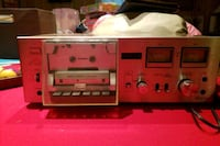 Vintage Tape Deck Clemmons, 27012