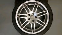 * OEM Audi Sport wheels, set of four * Vienna, 22182