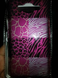 pink, black, and white galaxy prime case Madison, 53704