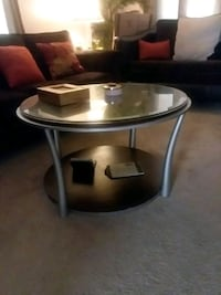 Stylist glass coffee table Washington