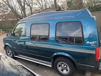 2000 Chevrolet Astro ALL-WHEEL DRIVE Springfield