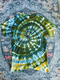 "Medium Tie Dye Shirt by ""Think Your Free Tie Dye"""
