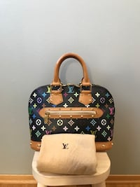 Louis vuitto monogram multicolor
