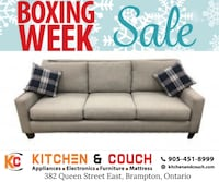 canadian made sofa on sale at very lowest price in gta  Brampton