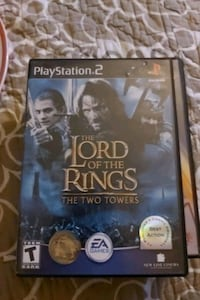 The Lord Of The Rings The Two Towers for PS2