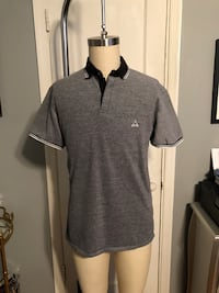 Men's Eleven Paris polo paid $86. Size Large. Good condition  Washington, 20002