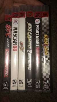 PS3 games 2.50 each or ten for all Brighton, K0K 1H0