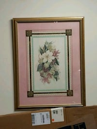 white and pink flower painting Morristown, 37813