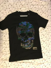 Philip plein t-shirt (PRICE IS NEGOTIABLE) read description for info Toronto, M4K 2E9