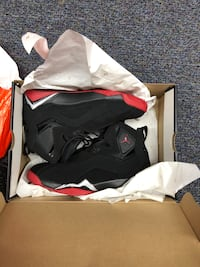 True flights Jordan — 8/5 size  Germantown, 20876
