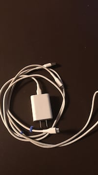 White travel charger Spruce Grove, T7X 0H6
