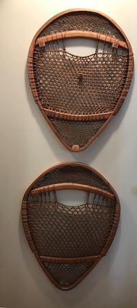Handmade snowshoes from northern Quebec  Toronto, M4Y