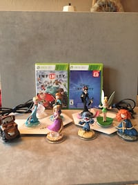 Disney Infinity 1.0 and 2.0 (Available) Mesquite, 75149
