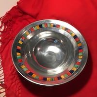 Mikasa Steel Bowl - made in India Chesterfield, 23832