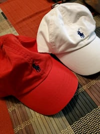 Mens Polo Ralph Lauren baseball caps $10 Ruskin, 33570