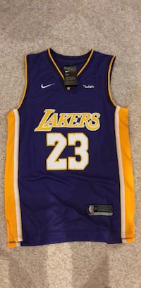 Lebron James Lakers Purple Jersey - Size 50 Richmond Hill, L4C 8Z5
