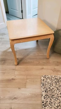 Solid wood side table Surrey