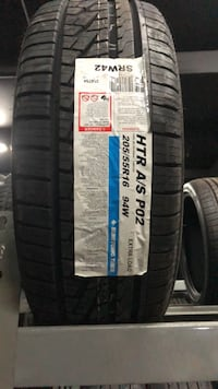235 / 65 / 16 tire set Manassas, 20109