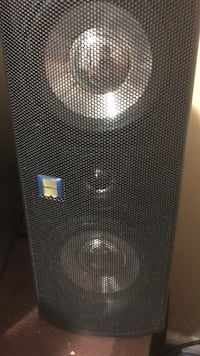 Black (Working) Speaker Surrey, V3W 5Y9