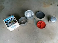 Camp cooking kit Coon Rapids